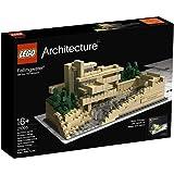 LEGO レゴ Architecture 第6弾 落水荘 カウフマン邸 Fallingwater フランク・ロイド・ライト [21005]【並行輸入】