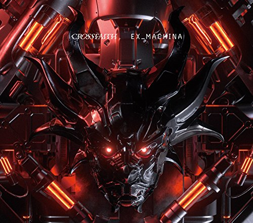 CROSSFAITH – EX_MACHINA [FLAC + MP3 320 / WEB] [2018.08.01]