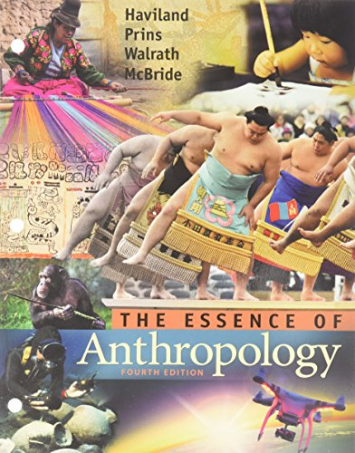 Download The Essence of Anthropology 1305609832