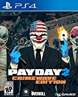 Payday 2 Crimewave - PlayStation 4 [並行輸入品]