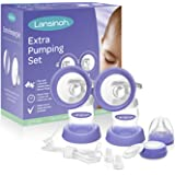 Lansinoh Extra Breast Pumping Set, BPA Free and BPS Free