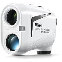 Nikon ゴルフ用レーザー距離計 COOLSHOT LITE STABILIZED 手ブレ補正有り LCSLITE