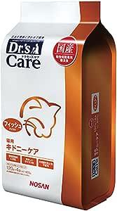 ドクターズケア 猫用 キドニーケア フィッシュテイスト 480g(120g×4袋)
