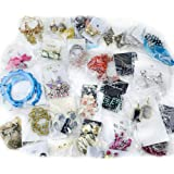 Magik 40~80 Pairs High End Quality Earrings Must-have Wholesale Jewelry Lot Various Styles and Colors