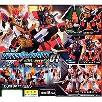ガシャポン NEOロボティクス ACT01 サンライズ勇者シリーズ 全6種 (3種+レア3種) フルコンプ