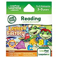 LeapFrog Letter Factory Learning Game (works with LeapPad Tablets and Leapster GS) [並行輸入品]