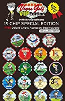 Vegas Golf VIP Edition 19 chip game with Free Deluxe Tee Bag [並行輸入品]