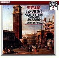 6 Sonatas, Opus 5