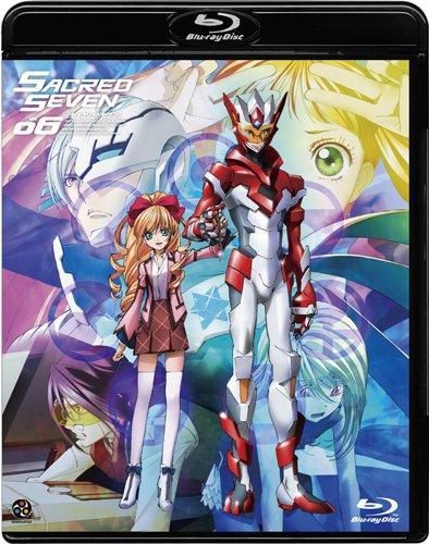 セイクリッドセブン Vol.06 Blu-ray