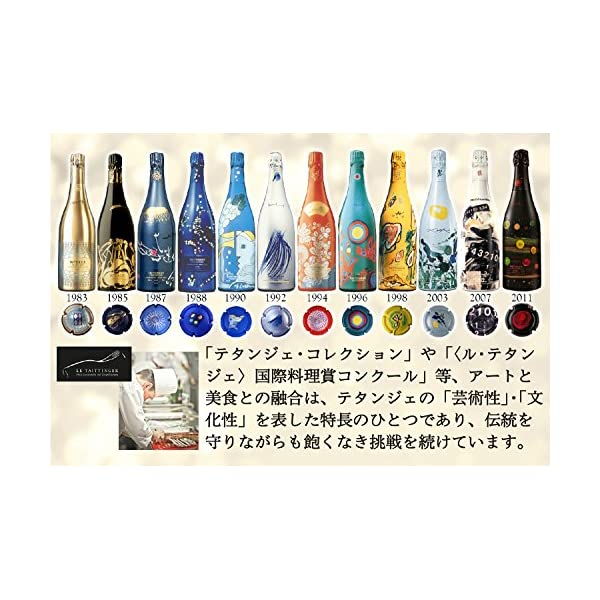 【ノーベル賞晩餐会で提供された珠玉のシャンパン...の紹介画像6