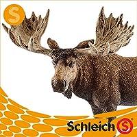 Schleich シュライヒ社フィギュア 14781 ヘラジカ(オス) Moose bull