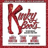 「キンキー・ブーツ」オリジナル・サウンドトラック