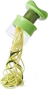 OXO Good Grips Handheld Spiralizer, Green [並行輸入品]