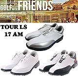 キャロウェイ ゴルフシューズ メンズ ツアー LS 17 AM 247-7983500【ホワイト(030)・26.0cm】