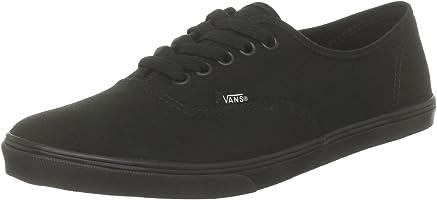 Vans U Authentic Lo Pro Shoes in Black/Black