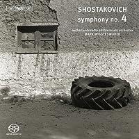 ショスタコーヴィチ:交響曲第4番ハ短調 Op.43 (Shostakovich - Symphony No.4) [Hybrid SACD]