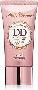 KOSE ヌーディクチュール ミネラルDDクリーム 01 明るい肌色 SPF40 PA+++ 30g