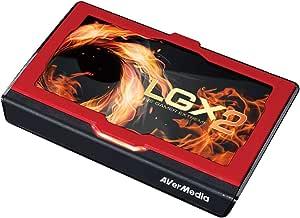 AVerMedia Live Gamer EXTREME 2 GC550 PLUS [4Kパススルー対応 ゲームキャプチャーボックス] DV482