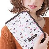 (チプティー) 母子手帳ケース 【Mサイズ 柄:マミー】