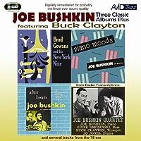 BUSHKIN - THREE CLASSIC ALBUMS PLUS
