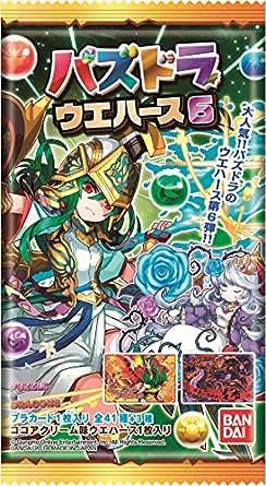 パズドラウエハース6 20個入 BOX(食玩・ウエハース)