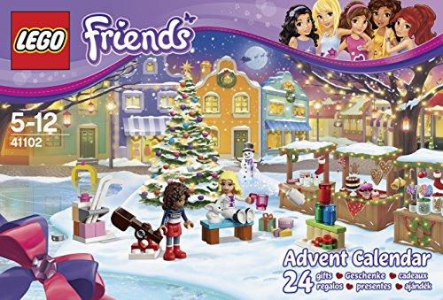 レゴ フレンズ レゴ(R)フレンズ アドベントカレンダー 41102