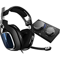 ASTRO Gaming PS4 ヘッドセット A40TR+MixAmp Pro TR ミックスアンプ付き 有線 5.1…