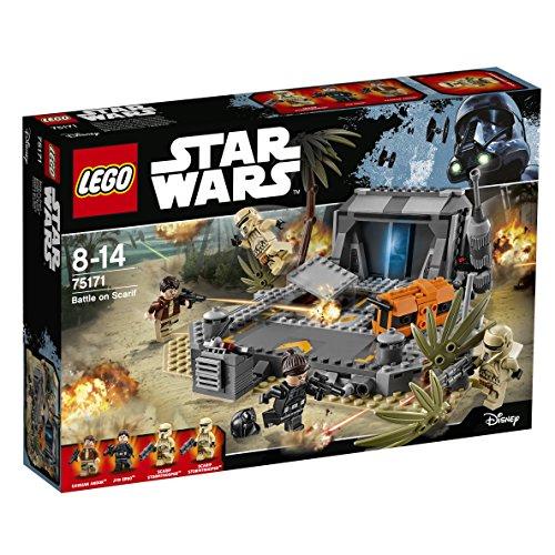 レゴ (LEGO) スター・ウォーズ スカリフの戦い 75171