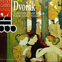 Slavonic Dances for 4 Hand Pno