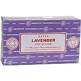Satya Nag Champa Lavender Incense Sticks, 12 Count