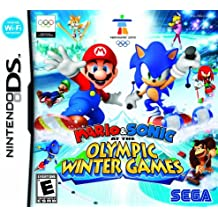 Mario & Sonic at the Winter Olympic Games / Game
