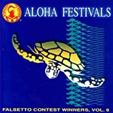 Aloha Festivals Falsetto Contest Winners Vol. 6 / Hula Records