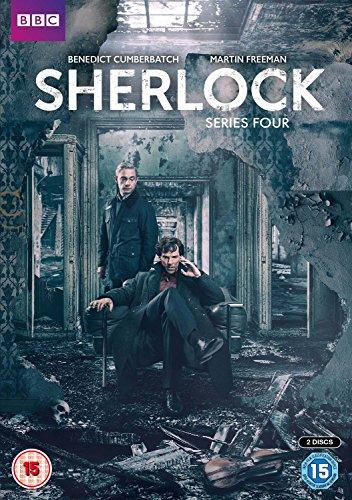 Sherlock - Series 4 / シャーロック シリーズ 4 (英語のみ) [PAL-UK] [DVD][Import]