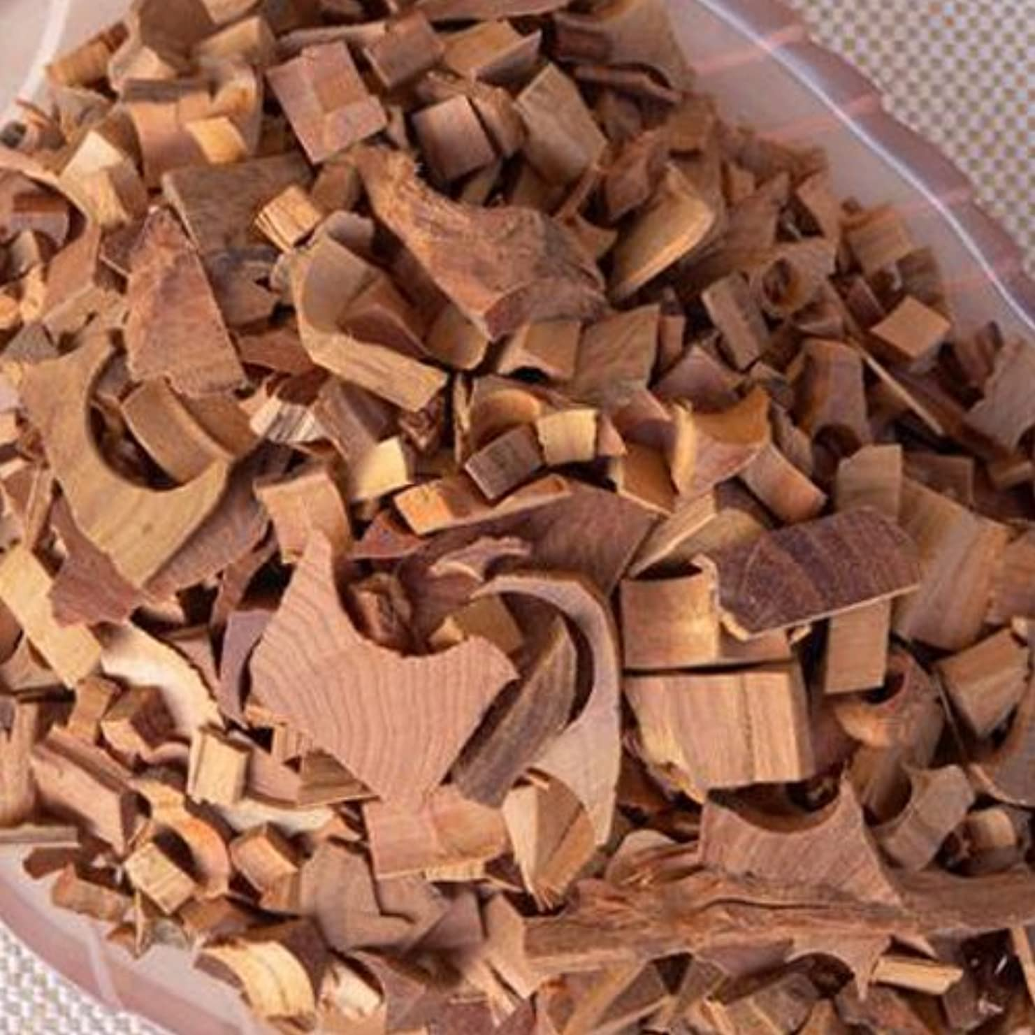 Natural India Mysore Laoshan Sandalwood Chips aromatic Sandal Wood Chips Scent Rich For Aromatherapy Aroma Rich...