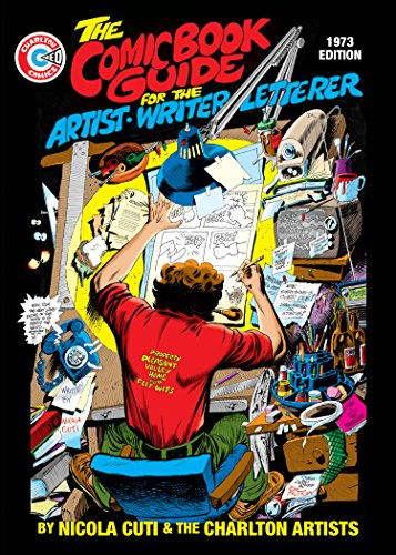 The Comic Book Guide for the Artist - Writer - Letterer: 1973 Edition (English Edition)