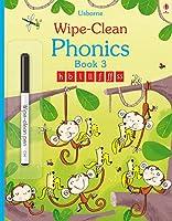 Wipe-Clean Phonics Book 3 (Wipe-clean Books)