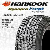 【 4本セット 】 175/80R16 91Q HANKOOK(ハンコック) Dynapro i*cept RW08 氷雪路面での余裕の制動性能を発揮 冬タイヤ * ジムニーなど
