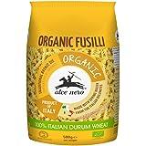 Alce Nero Organic Fusilli Pasta | Authentic Italian Pasta Taste & Texture | Made with Organic Italian Durum Wheat Flour | Fra