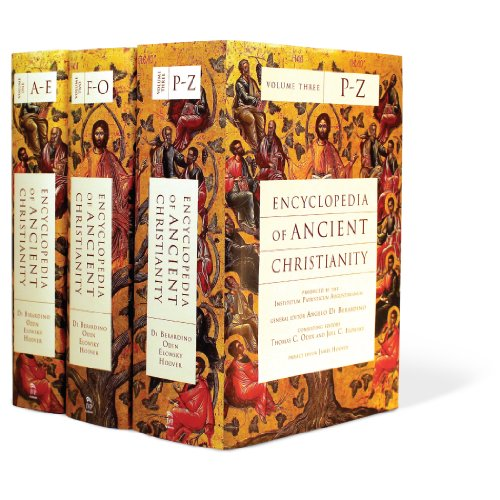 Download Encyclopedia of Ancient Christianity 0830829431