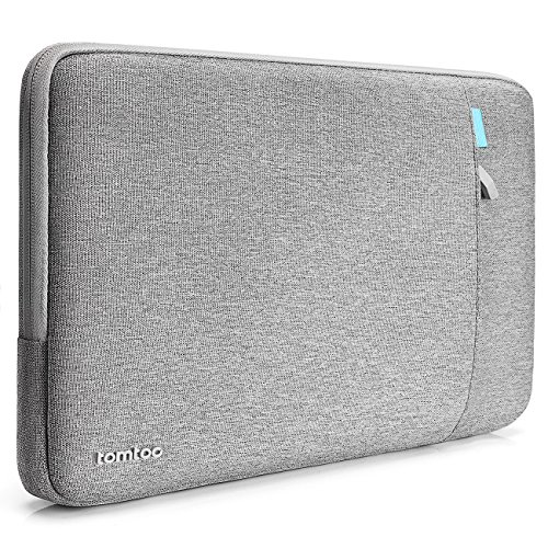 tomtoc 360°保護 耐衝撃 インナーケース 12 インチ New MacBook用 ウルトラ...