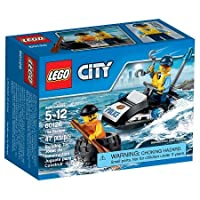 LEGO ® City PoliceタイヤEscape with Includes 2ミニフィギュア60126