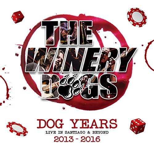 DOG YEARS LIVE IN SANTIAGO & BEYOND 2013-2016 [CD+ BLU-RAY]