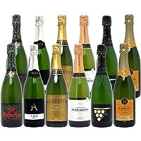 ヴェリタス スパークリングワイン 本格シャンパン製法だけの厳選泡 ワインセット 750ml 泡12本セット (6種12本…