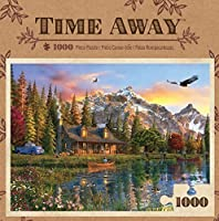 Masterpieces Time Away eagle Viewパズル( 1000 Piece ) byマスターピース