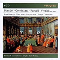 Royal Fireworks, Water Music, Concerti grossi, Trumpet Concertos by Various (2012-02-28)