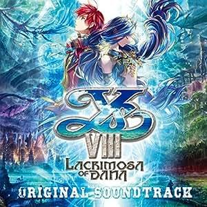 イースVIII -Lacrimosa of DANA- オリジナルサウンドトラック