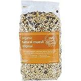 Real Good Food Organic Natural Muesli Cereal 1.25 kg, 1.25 kg