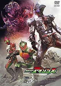 仮面ライダーアマゾンズ VOL.3 [DVD]