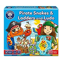Pirates Snakes And Ladders And Ludo [並行輸入品]