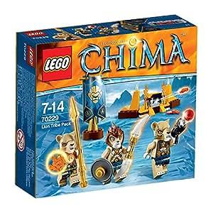 """レゴ (LEGO) チーマ トライブパック""""ライオン族"""" 70229"""